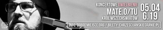 Mate.O/TU - koncert w Dobrym Miejscu