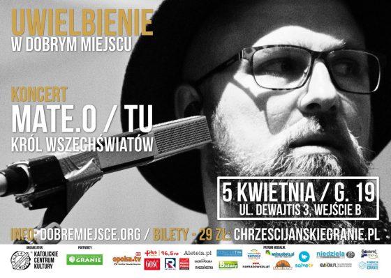 Mate.O/TU - koncert i uwielbienie