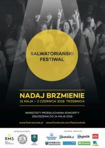 Salwatoriańki Festiwal NADAJ BRZMIENIE 2018