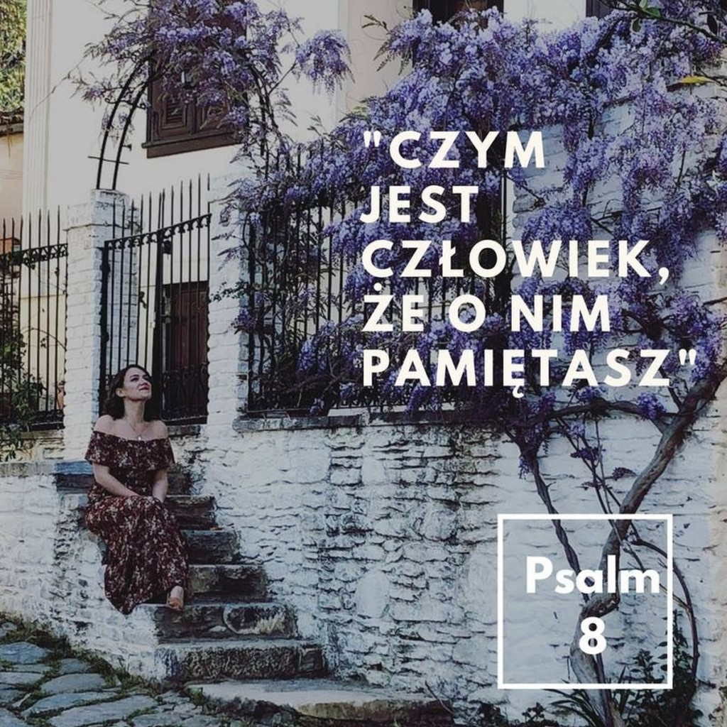 Małgorzata Hutek - Psalm 8