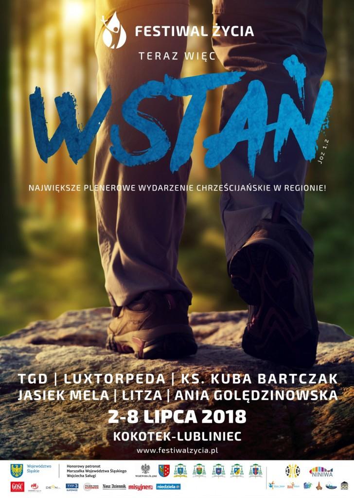 Festiwal Życia 2018