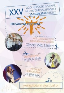Hosanna Festival 2018
