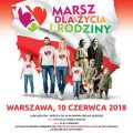 Marsz dla Życia i Rodziny 2018