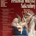 miedzynarodowy festiwal muzyki sakralnej 2018 plakat