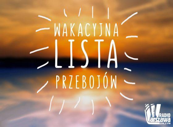 Wakacyjna Lista Przebojów Radia Warszawa