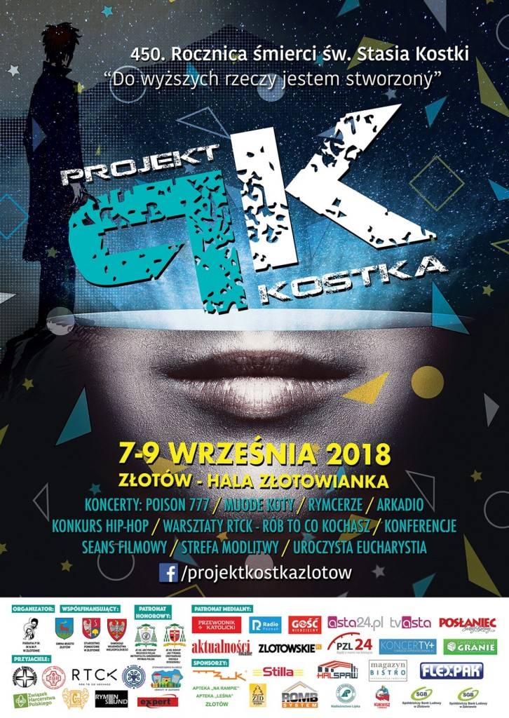 Projekt Kostka 2018