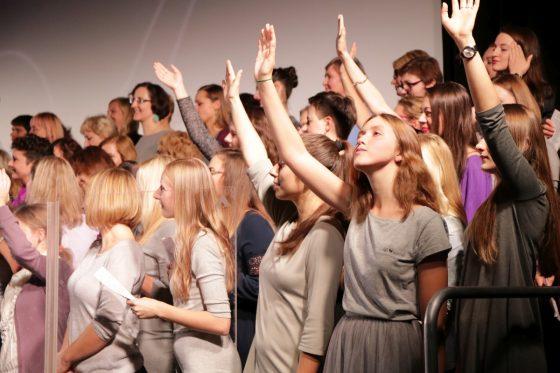 19. Festiwal 7xGospel fot. Mateusz Matej (mat. org)