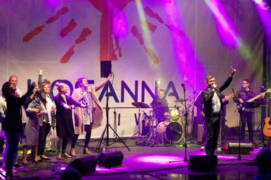 Hosanna Festival 2018 fot. Mateusz Stolarski
