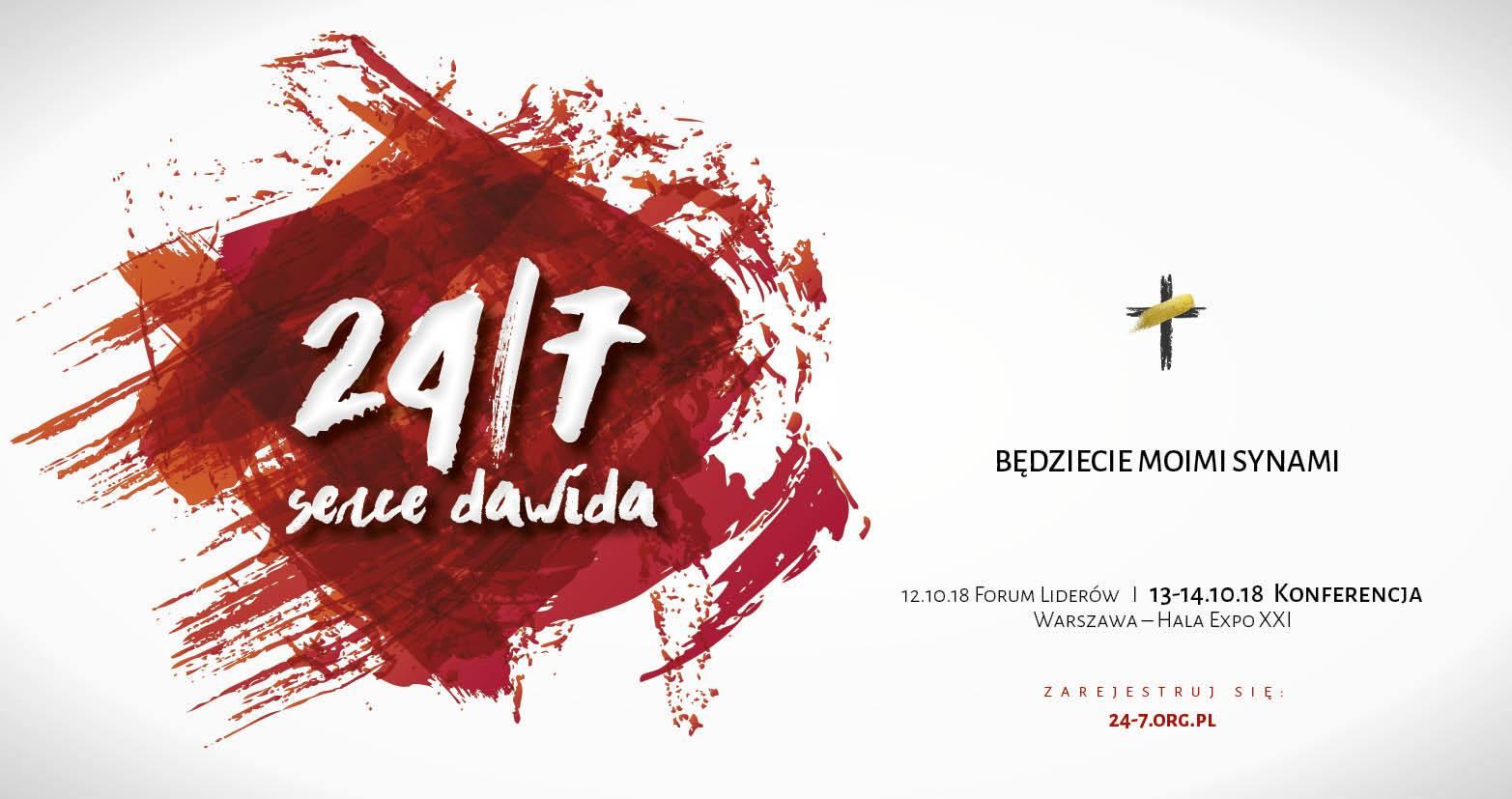 Serce Dawida 2018 konferencja