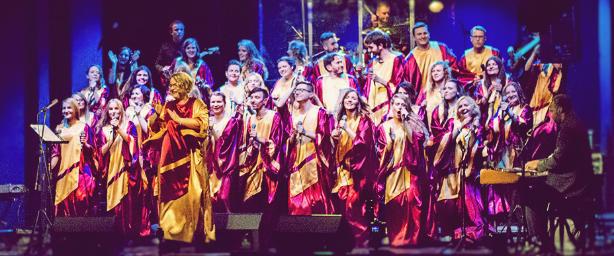 Gospel Joy trasa koncertowa 2018