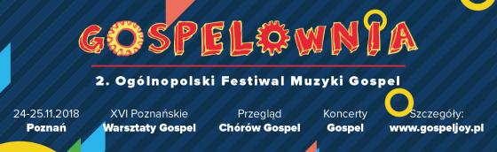 Gospelownia 2018