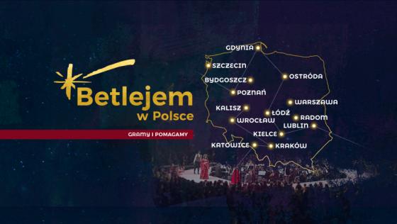 Betlejem w Polsce 2018/2019