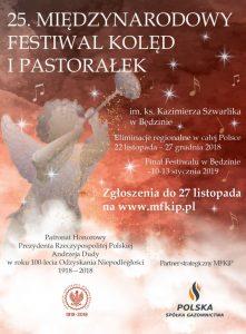 25. Międzynarodowy Festiwal Kolęd i Pastorałek