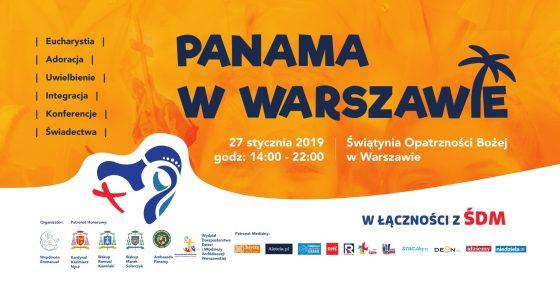Panama w Warszawie 2019