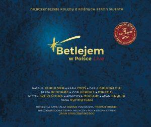 Betlejem w Polsce LIVE 2 CD