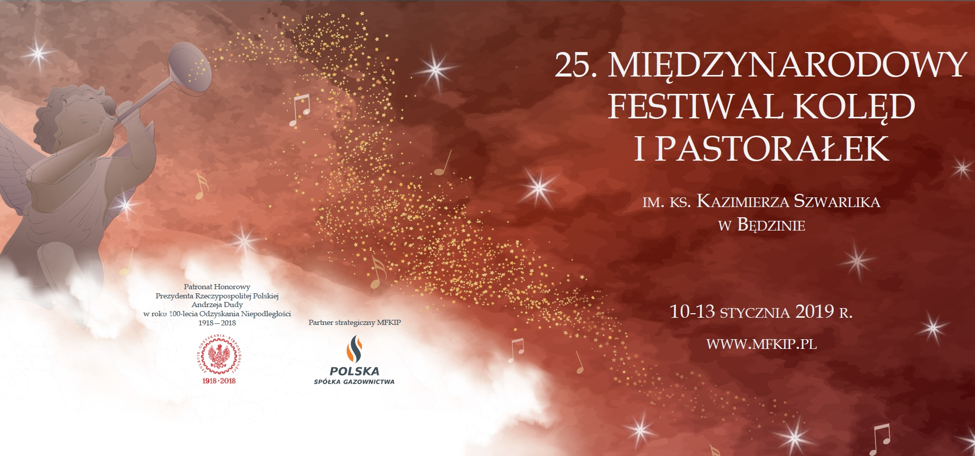 25. Międzynarodowy Festiwal Kolęd i Pastore