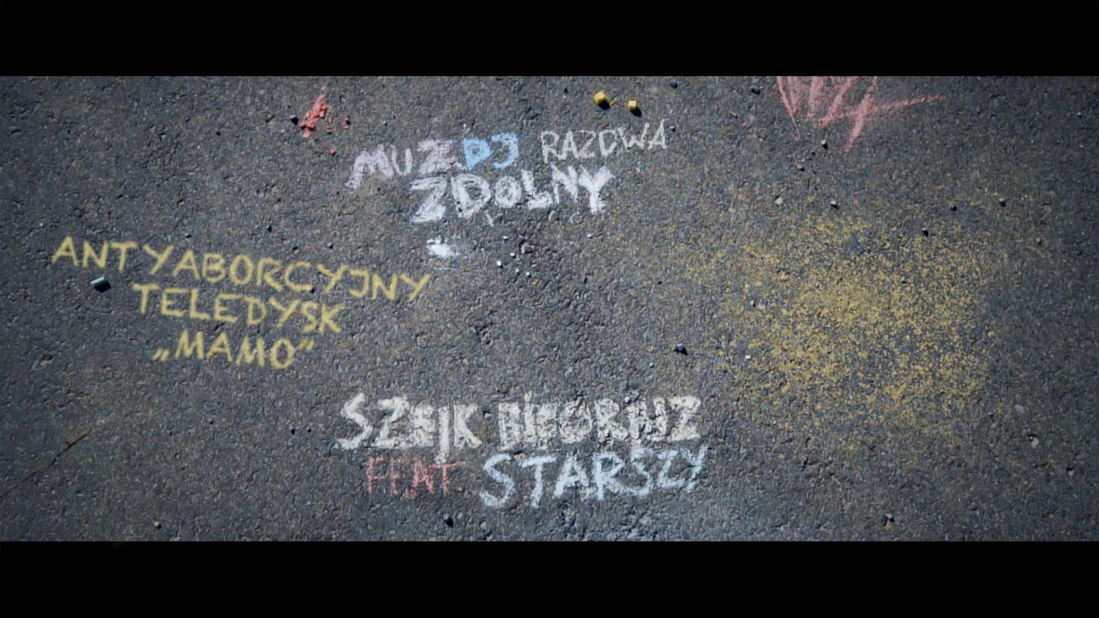 Szejk Biforjuz - Mamo / teledysk