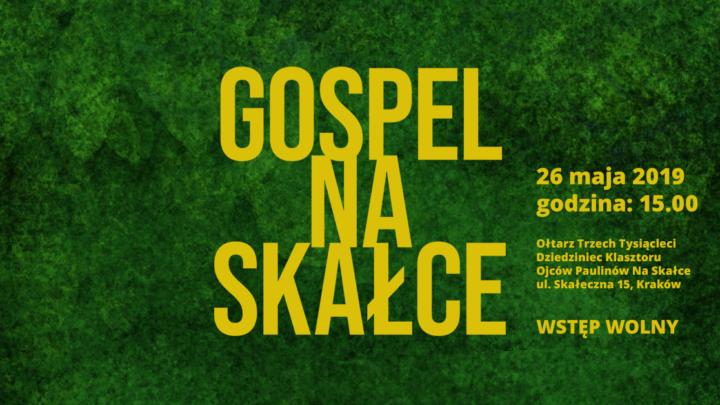 Gospel na skałce 2019