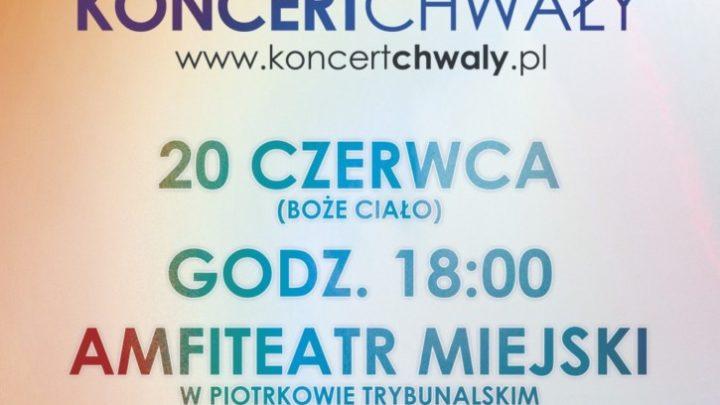 Koncert Chwały 2019 - Piotrków Trybunalski