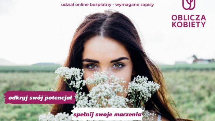oblicza kobiet online