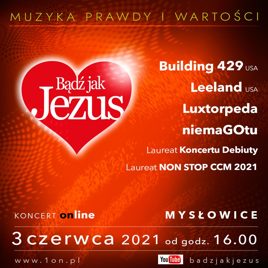 BĄDŹ JAK JEZUS 2021